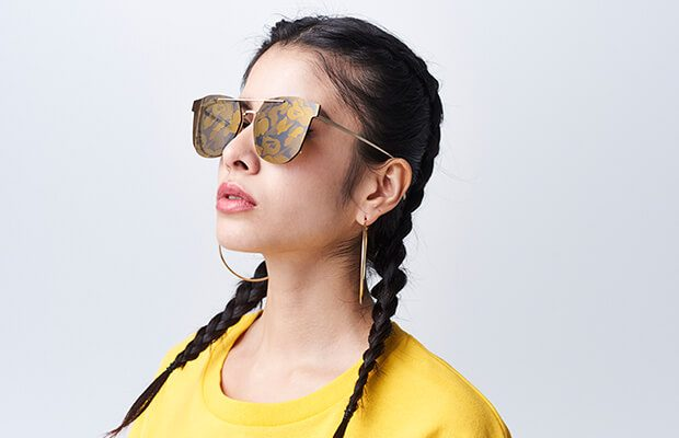 girls fensy goggles