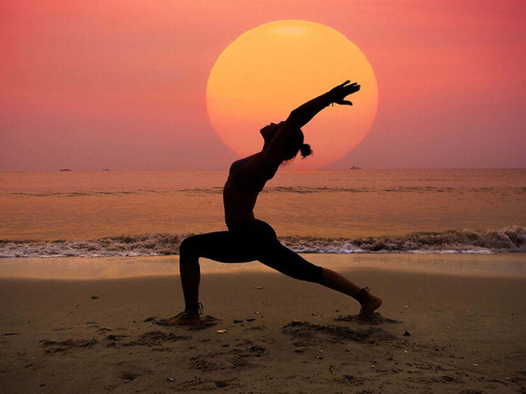 Post-classical yoga gave importance to the human body