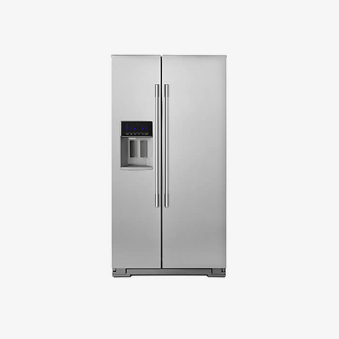 Samsung Free Side by Side Refrigerator